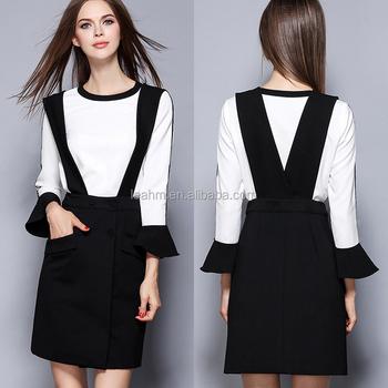 Long Sleeve Formal Clothing Women Wear Slip Dress Formal Dresses