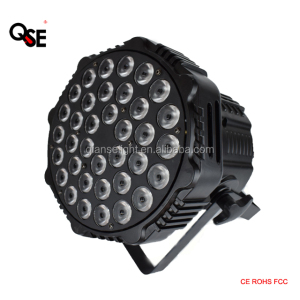 36 led 8W RGBW 4in1 led stage par light