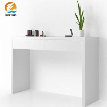 Verbazingwekkend Hot Sale Bedroom Wooden Dresser/make Up Vanity Table/white BI-77