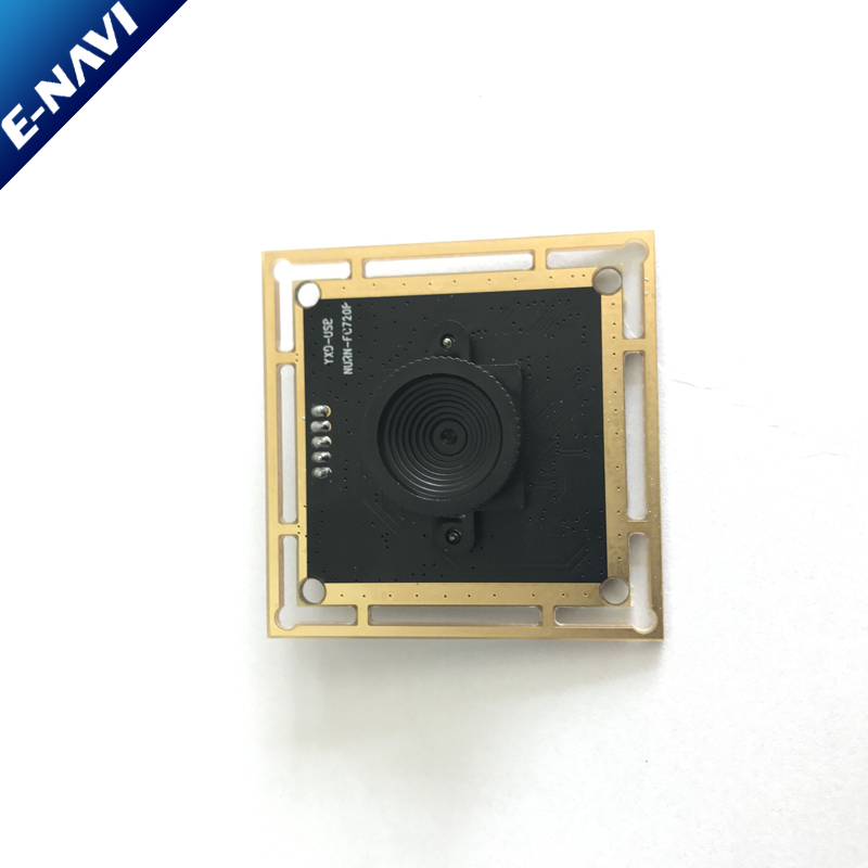 130W Pixels 720P  24 Pin HD Mini USB2.0 Camera Module