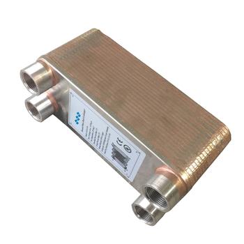 Zilmet Plattenwärmetauscher B3-16a Wasser Kühler Wärmetauscher - Buy ...
