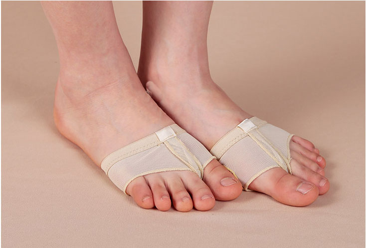 2 Pairs Quality Assured Foot Dance Thongs Sandal Lyrical Shoes