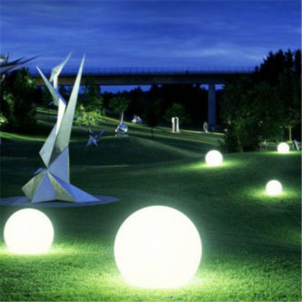 Christmas Decor Led Sphere Lamp With Remote Control Innovative Light