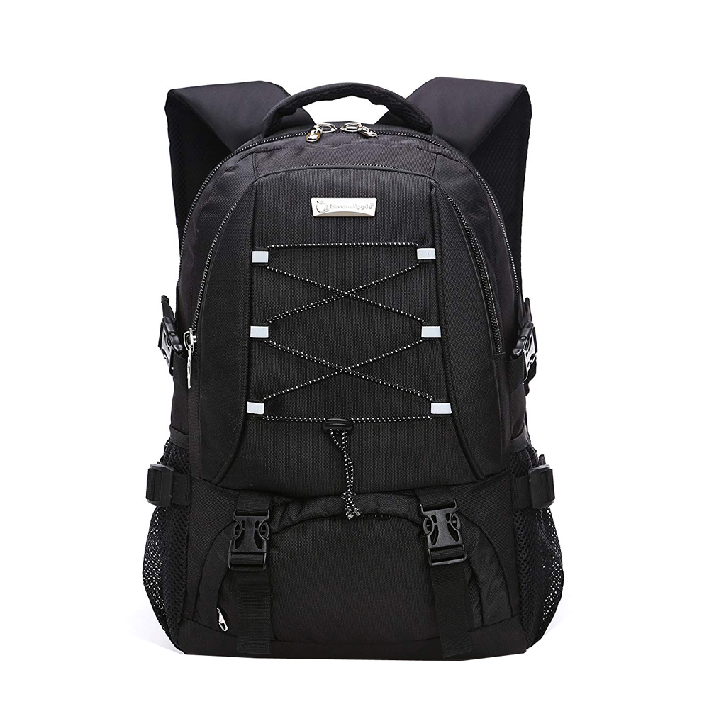 2019 Lightweight Computer Office School Backpack Durable fit 15.7 inch Laptop Bag In stock