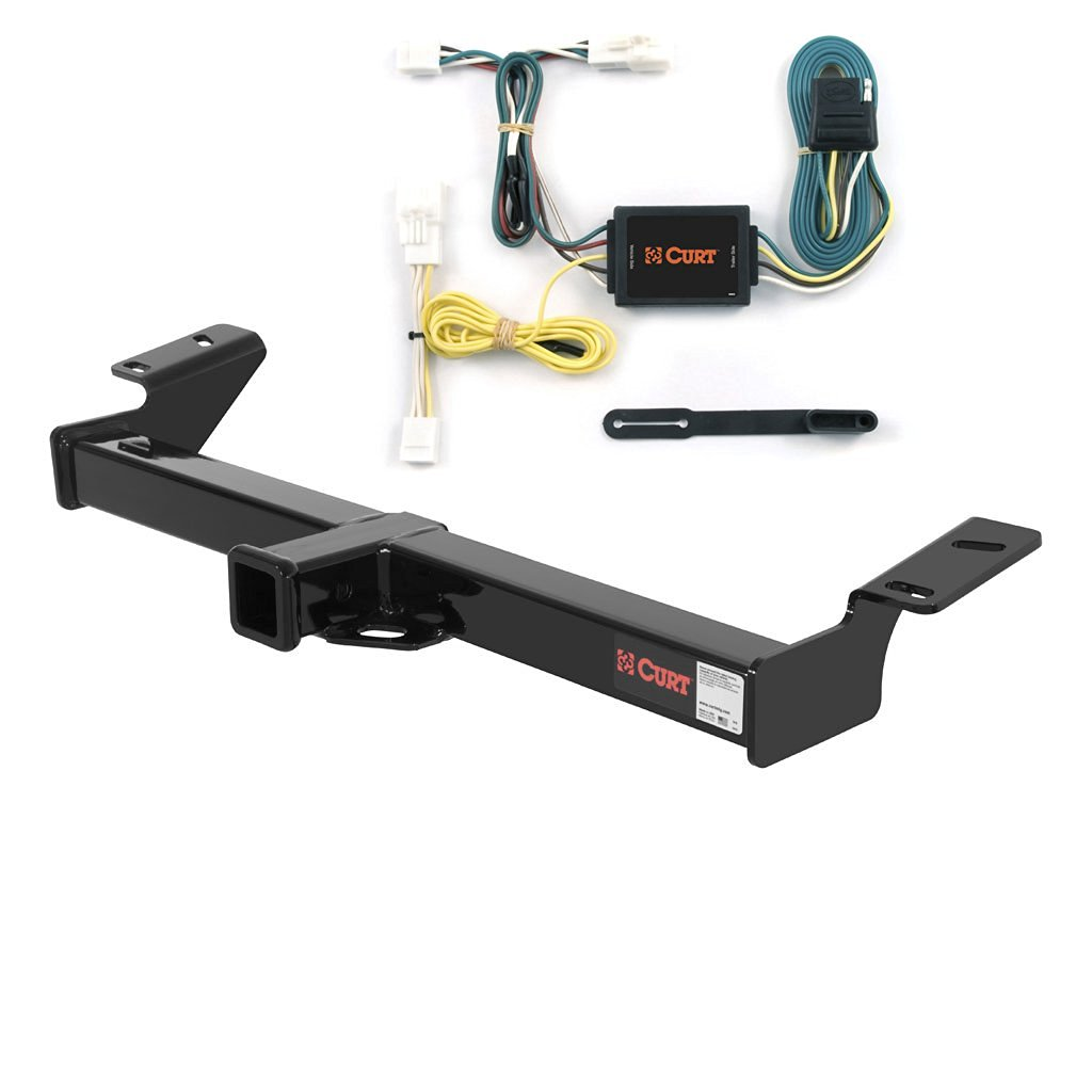 Get Quotations · CURT Class 3 Trailer Hitch Bundle with Wiring for  1996-2000 Toyota RAV4 - 13524