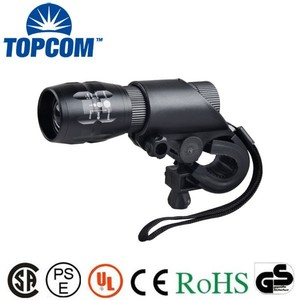 Zoomable Mountain Handle Position 900 Lumen Bike Light