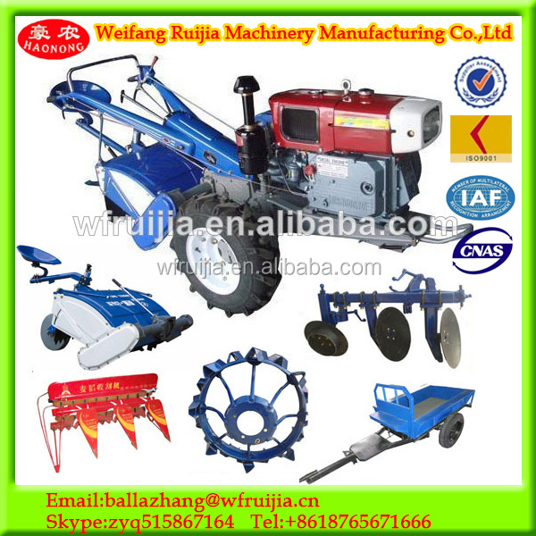 Made-In-China DongFeng 121 /151 Model Water cooling or Radiator cooling Diesel Engine mini tractor manufacture in Weifang
