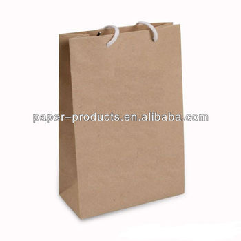 cheap paper handle bags popular paper rope handle bag buy cheap paper rope handle bag lots forgot to do my