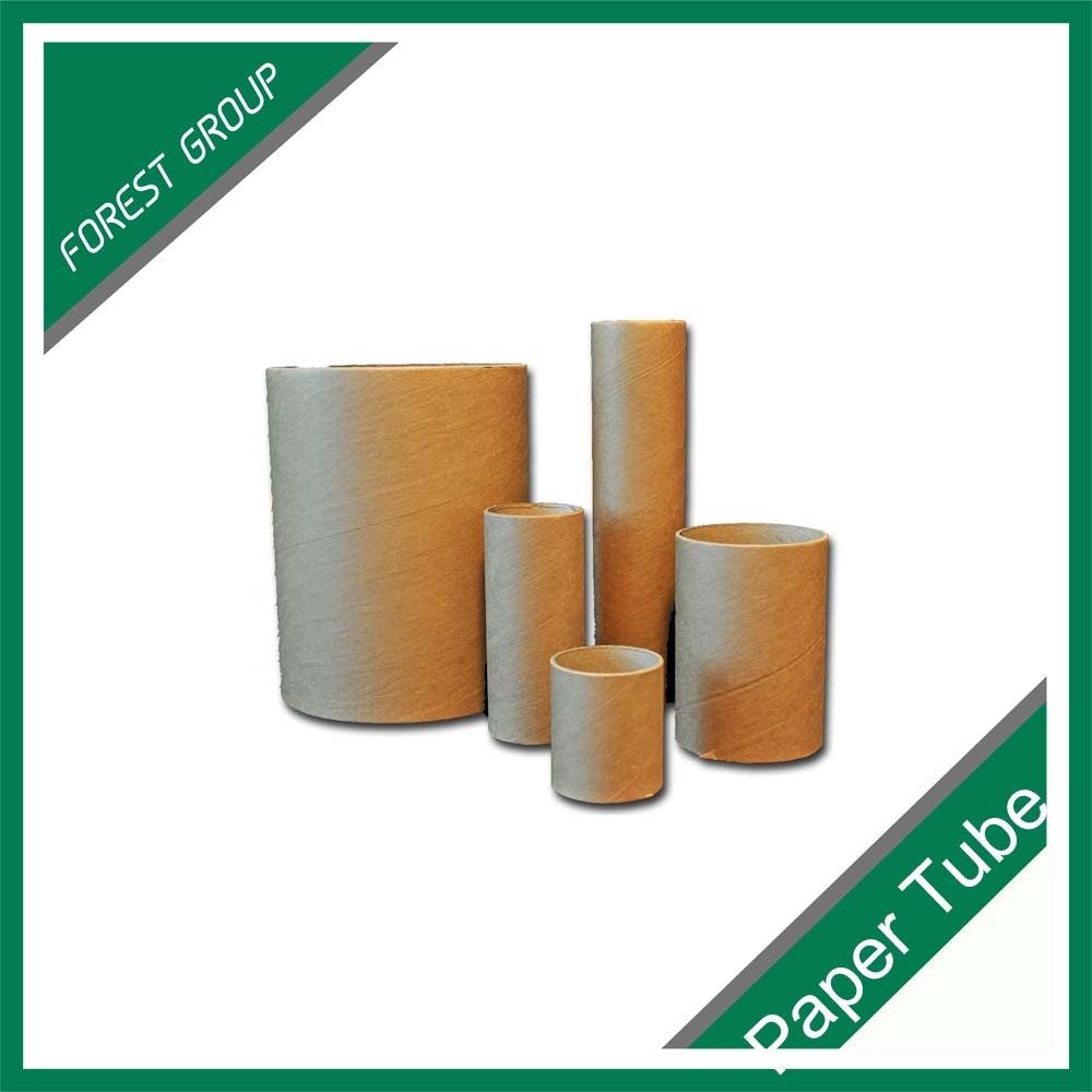 Factory strong kraft paper core tube with no cap buy for Kraft paper craft tubes