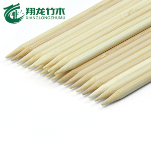 Round Square high quality bamboo skewer direct from factory price