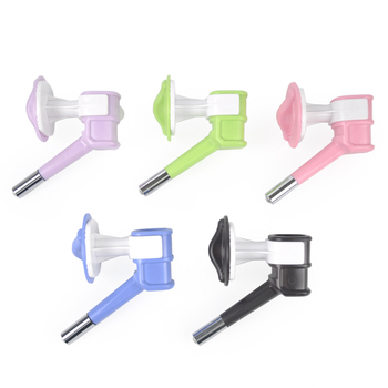 Hot selling pet drinking function pet water dispenser, dog drinking nozzle