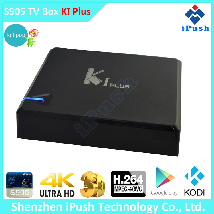 2015 Newest Quad Core S905 android smart tv box Miracast HD tv $35~$45
