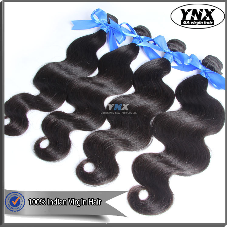 Best Raw Natural Virgin Indian Temple Hair Import India Remy Human Hair Wholesale