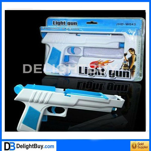 for Wii motion plus light gun(with retail package))