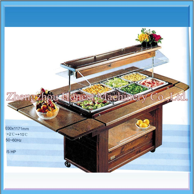 Salad Bar Restaurant Equipment Made In China