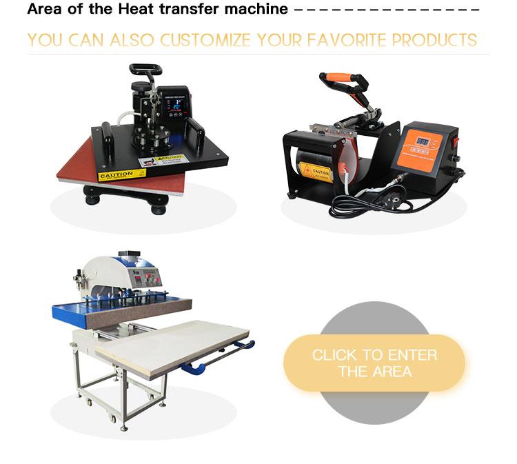 Máquina de impressão cerâmica da caneca de café da sublimação da fonte da fábrica