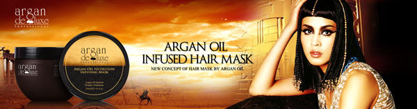 Argan de Luxe arganolie shampoo en conditioner