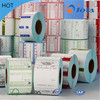 glassine paper bags sheets packet cellophane roll Silicon Coated papier transparent