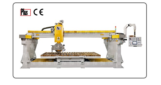 Express 600 Good Quality Concrete Curb laser die cutting machine