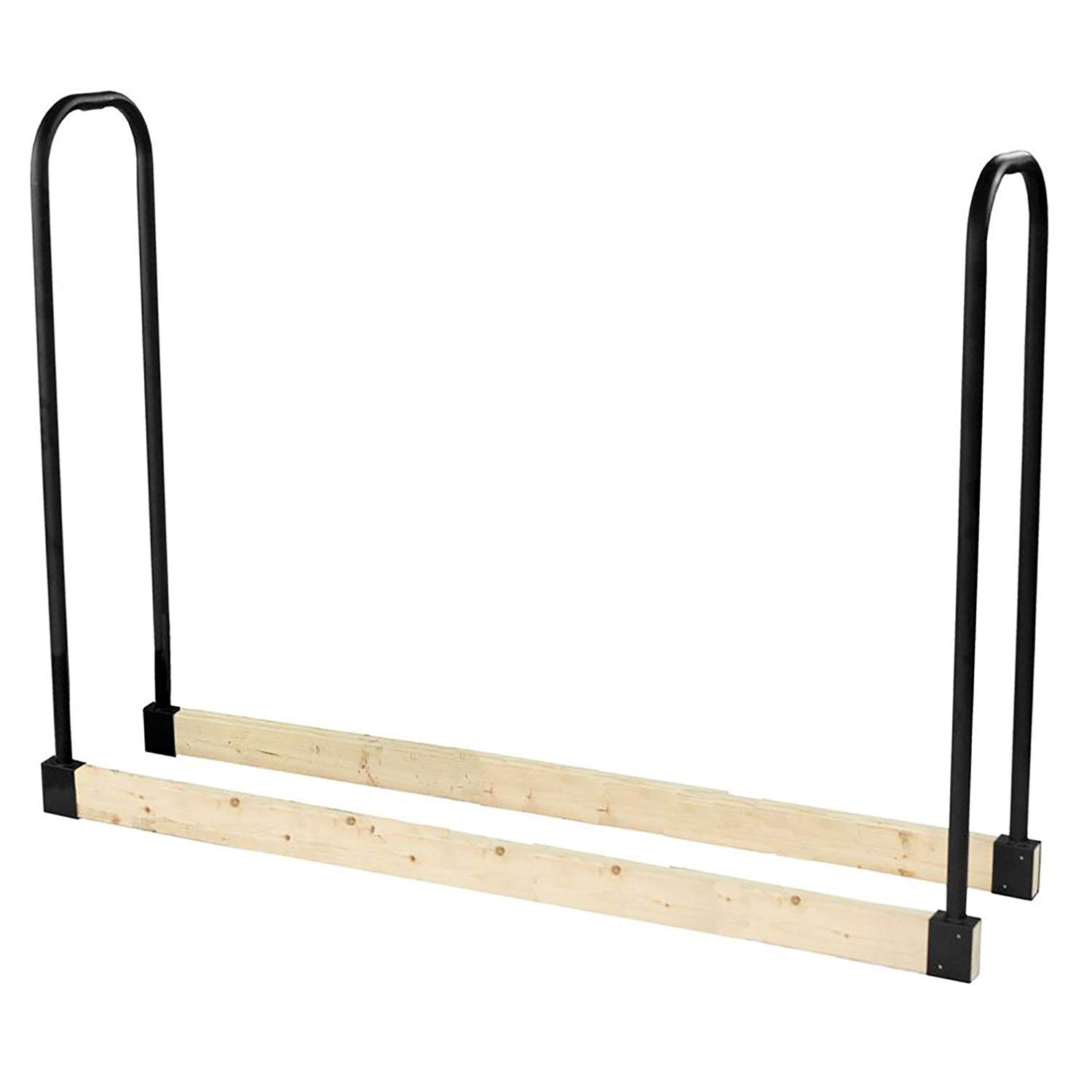 NUMBERNINE FIREWOOD RACK BRACKET KIT Adjustable Wood Log Outdoor Storage Durable Steel,firewood rack