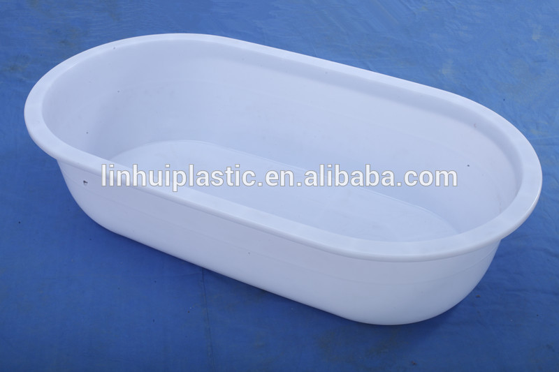 hdpe injection long plastic bath tubs oval plastic tub for sale buy oval plastic tub for sale. Black Bedroom Furniture Sets. Home Design Ideas