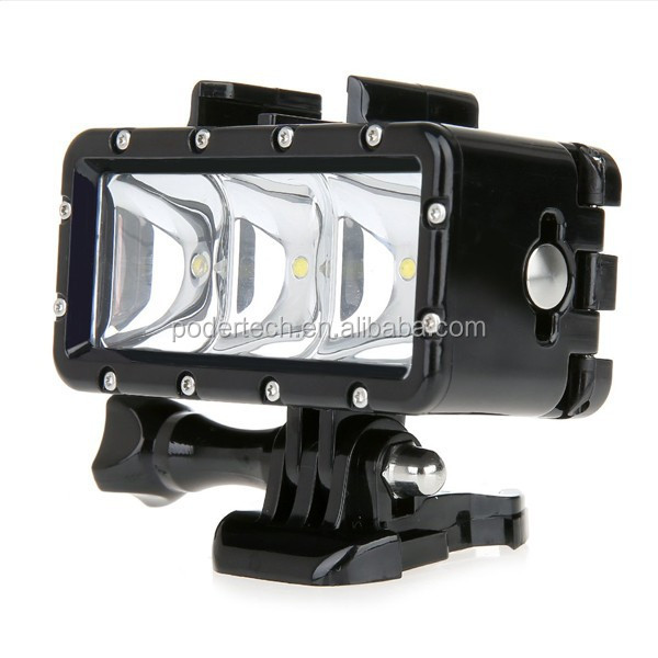 Happy Christmas Gopros 4 Accessories Underwater Spot Light For Go ...