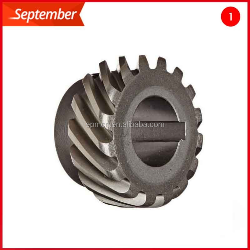 Export to Australia High Precision Stainless Steel Helical Gear Used in Packing
