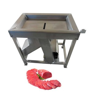 chicken Slaughtering System chicken feet peeling machine gizzards oil peeling machine