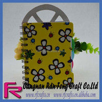 Spiral Notebook with divider