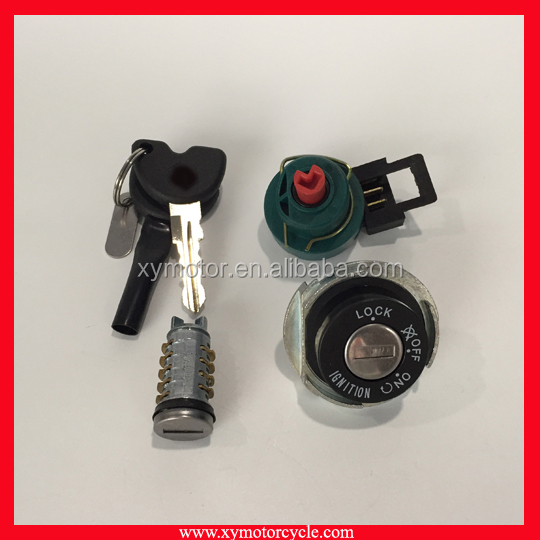 scooter ignition key switches for piaggio vespa spare parts - buy