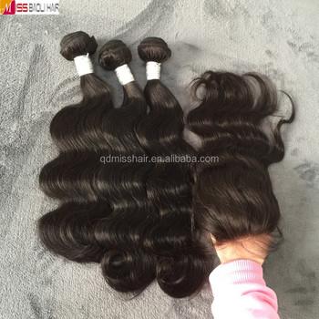 Cuticles Aligned Virgin Human Hair Brazilian