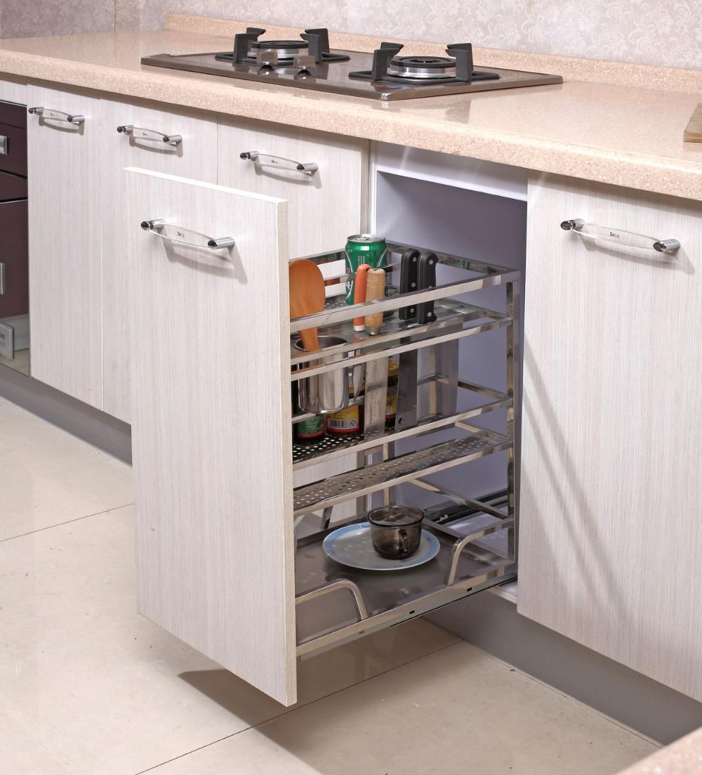 17 Küche Draht Untertischgerät Lagerung Und Verchromt Draht Schieben Korb  Für Edelstahl Pull- Sie Legen - Buy Edelstahl Ziehen- Sie Legen,Verchromt