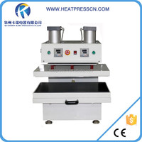 "Digital Pneumatic Heat Press - 8""x6"" Rosin & Sublimation Press"
