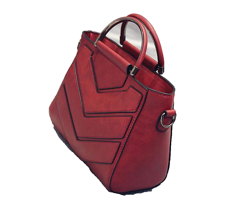 1a0794d8a6 Get Quotations · Pu Leather Handbag Shoulder Tote Women Bag Satchel  Messenger Crossbody Bags Soft Black Women s Bag Handbags