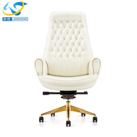 Luxury leather boss chair furniture high back conference chair office chairs china
