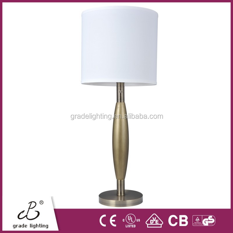 Hot Sale Hotel Reading Study Modern Table Lamp,E26/E27 Desk Lamp