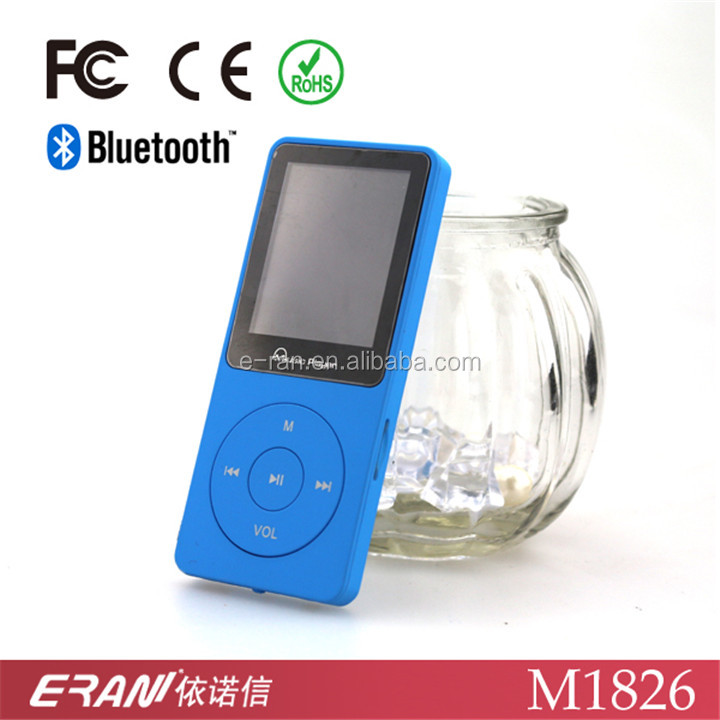 "Fashion Digital MP4 Player, New Model Cheap MP4 Palyer with 1.8"" Display Screen"