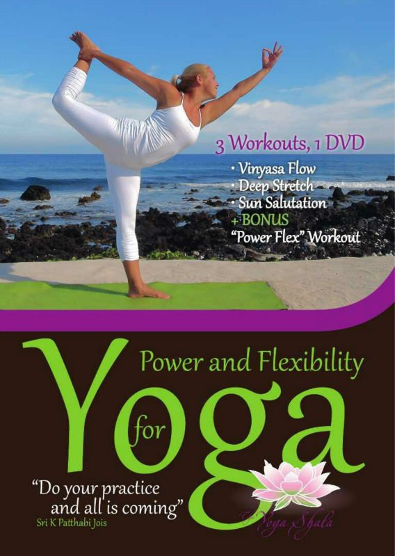 Yoga for Power and Flexibility