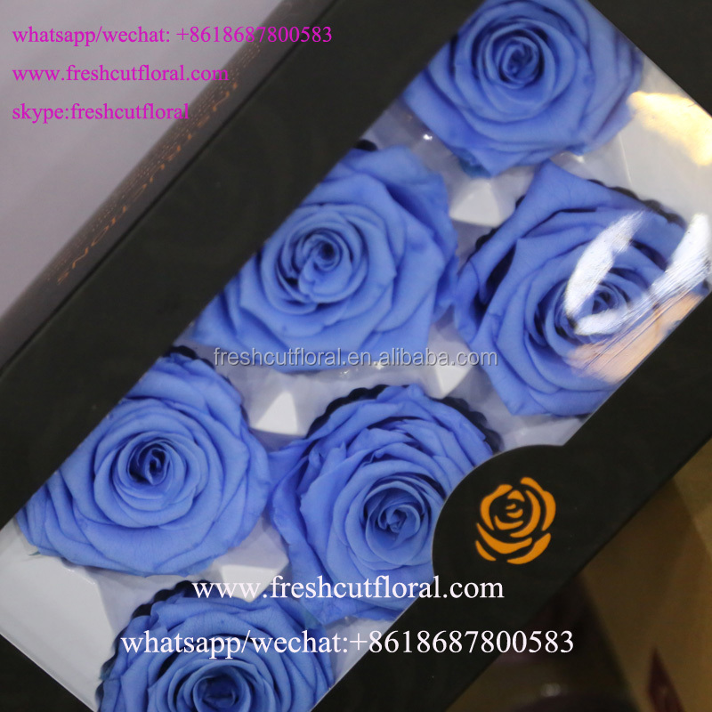 2016 Top Quality Preserved Flowers In Glass For Wedding Flowers And Bouquets Longer Period Of Time
