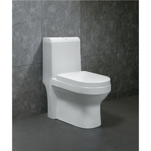 good quality siphon Jet flushing toilet (2135)