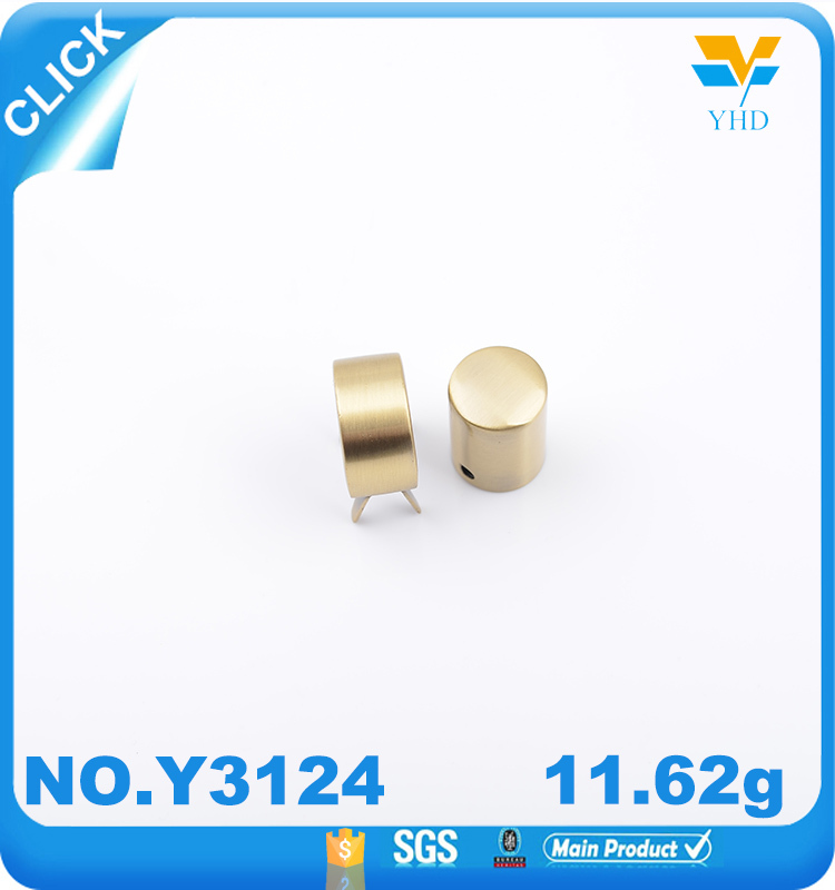 Wholesale Small metal hardware leather bag parts and accessories