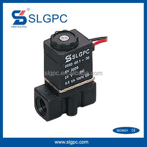 Common type low price plastic cheap solenoid valve 24v 2P025-08