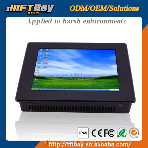 Touch panel PC manufacturer 핫 산업 도매 임베디드 산업 System Pc