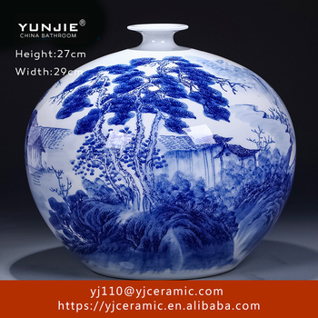 Excellent Quality Antique Ming Vase For Art Deoration Chinese