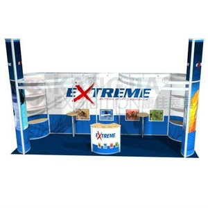 custom made exhibition booth building