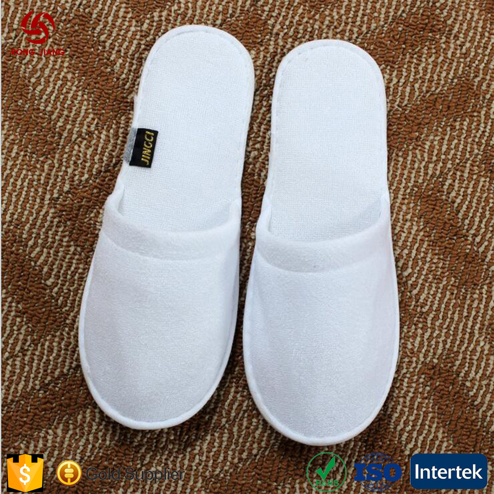 Wholesale 2017 sales of the new personalized disposable hotel slippers