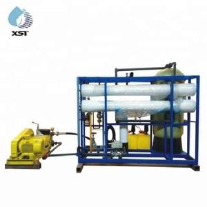 China suppliers salt water to drinking water machine