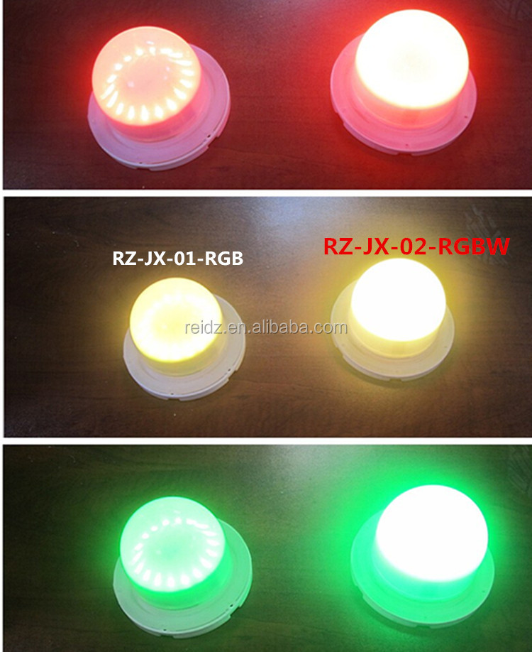 Colour Changing Night Light How It Works Kitronik