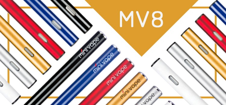 Portable Disposable Thick Vape Pen MV8