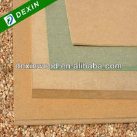 Plain, Melamine or Veneered MDF Board Pictures